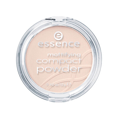 Mattifying Compact Pudra 10 Light Beige