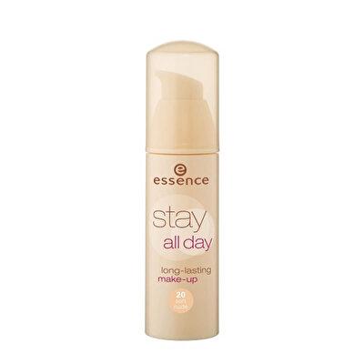Stay All Day 16H Fondöten 20 Soft Nude