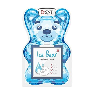 Ice Bear Hyaluronic Maske 33 ml
