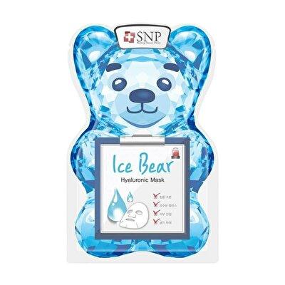 Ice Bear Hyaluronic Maske 33 ml