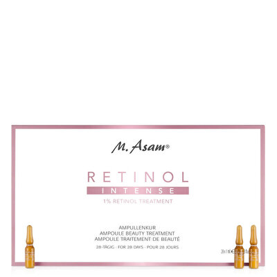 Retinol Intense Ampoule Beauty Treatment Serum