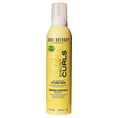 Dalgalı Saçlar için Şekillendirici Saç Köpüğü Ektra Tutucu 300 ml