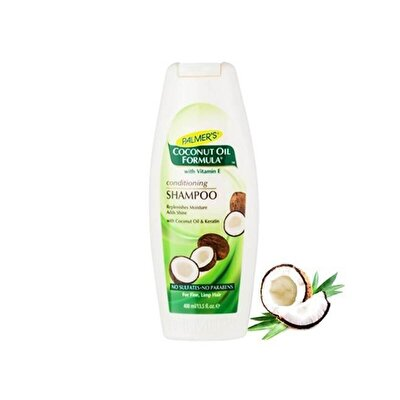 Coconut Oil Şampuan 400 ml