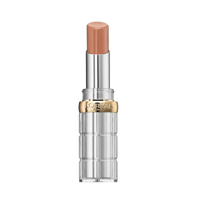 Color Riche Shine Naked Tans Ruj 656 Beige In The City Nude