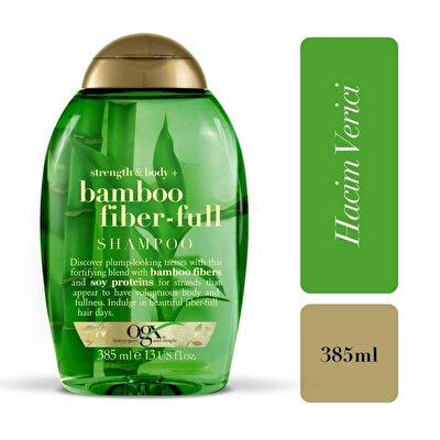 Dolgunlaştırıcı Bamboo Fibers Şampuan  385 ml