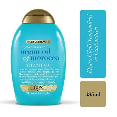 Ekstra Güçlü Nemlendirici ve Canlandırıcı Şampuan 385ml