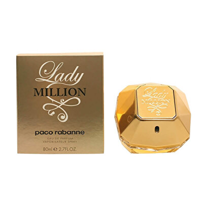 Lady Million Bayan Edp 80 ml