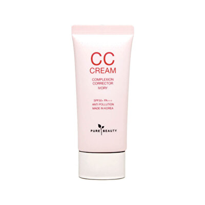 CC Cream Spf50+ Ivory 40 ml