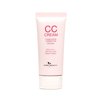 CC Cream Spf50+ Natural 40 ml