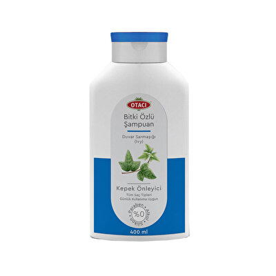 Bitki Özlü Kepeğe Karşı Şampuan 400ml