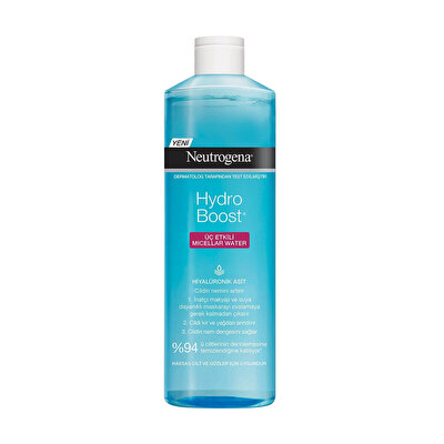 Hydro Boost 3 Etkili Micellar Water 400 ml