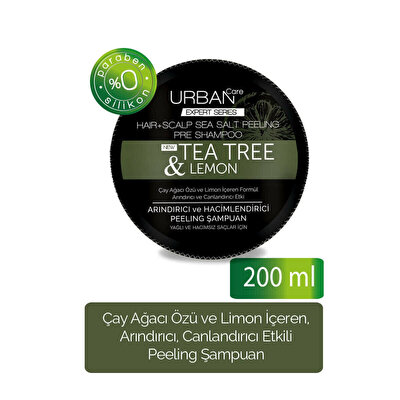 Tea Tree Expert Peeling Şampuan 200ml