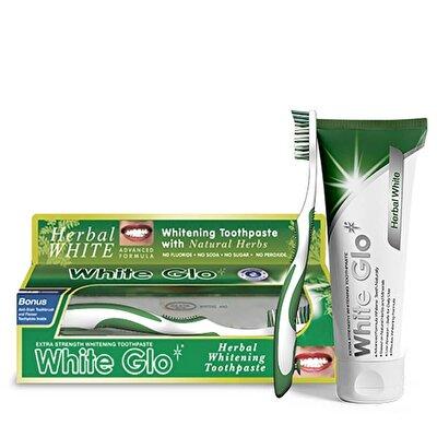 Beyazlatıcı Bitkisel Diş Macunu 100 ml