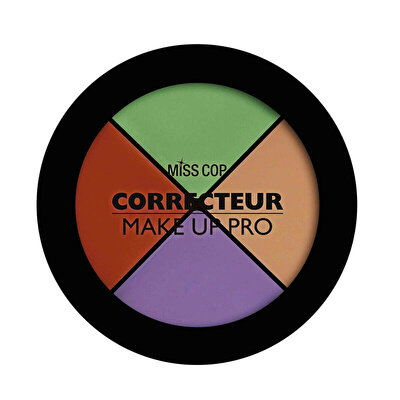 Make Up Pro Concealer Paleti