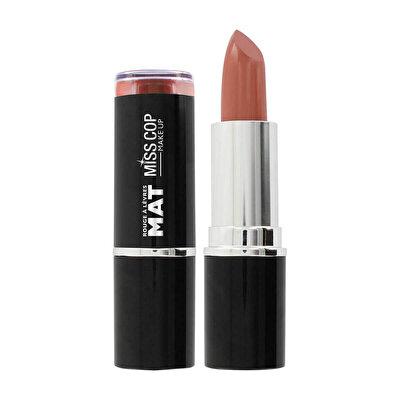 Mat Lipstick No: 01 Nude