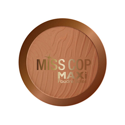 Maxi Sun Bronz Pudra No: 02 Medium