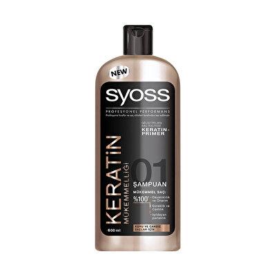 Keratin Bakımı Şampuan  550ml
