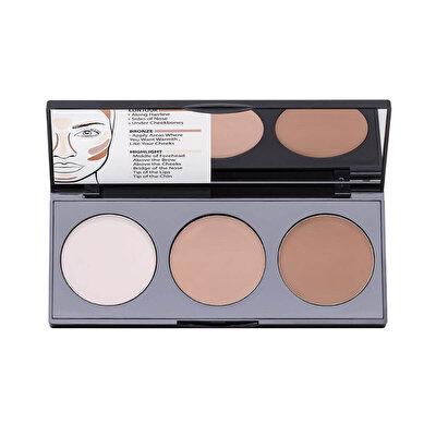 Perfecting Countouring Cream Palette 01