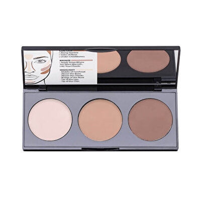 Perfecting Countouring Cream Palette 02