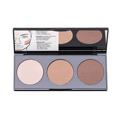 Perfecting Countouring Powder Palette 02