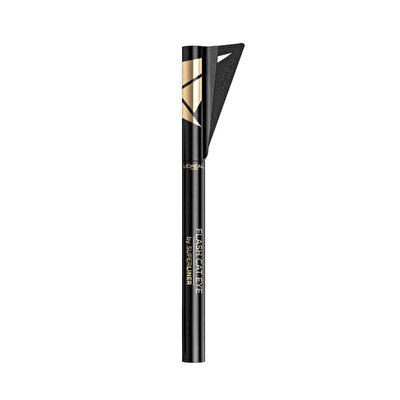 Superliner Flash Cat Eye Siyah Eyeliner No: 01
