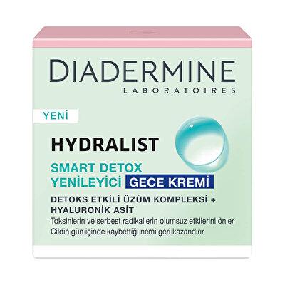 Hydralist Smart Detox Gece Kremi 50ml