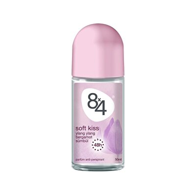 Soft Kiss Roll-On  50ml