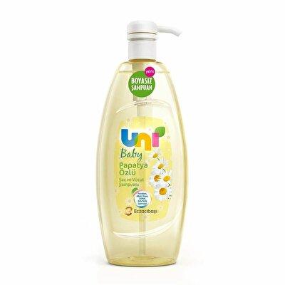 Papatya Özlü Saç ve Vücut Şampuan 700 ml
