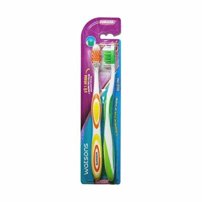 3in1 Action Diş Fırçası Yumuşak 2 Adet