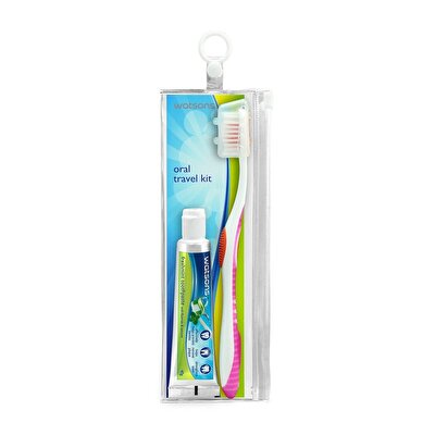 Freshmint Toothpaste and Toothbrush 40g