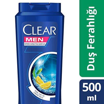 Duş Ferahliği Erkek Şampuan 500ml