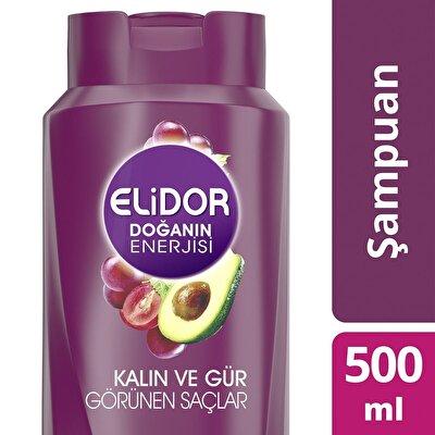 Doğanın Enerjisi Avokado Şampuan 500 ml