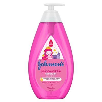 Işıldayan Parlaklık Bebek Şampuanı 750 ml