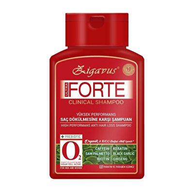 Forte Clinical Yağlı Saçlar için Şampuan 300 ml