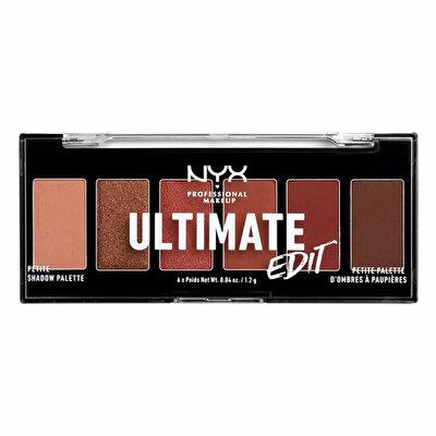 Ultimate Edit Petite Shadow Palette - Warm Neutrals