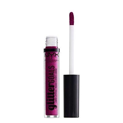 Glitter Goals Liquid Lipstick - X İnfinity