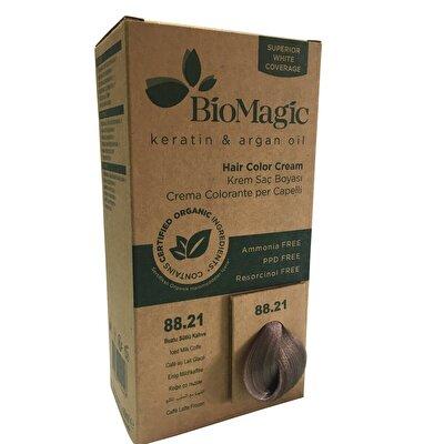 Doğal Saç Boyası Buzlu Sütlü Kahve 88.21
