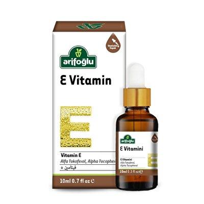Vitamin E 10ml