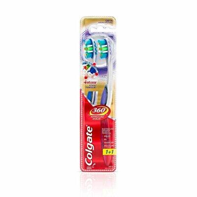 360 Gelişmiş Diş Fırçası Orta 1+1