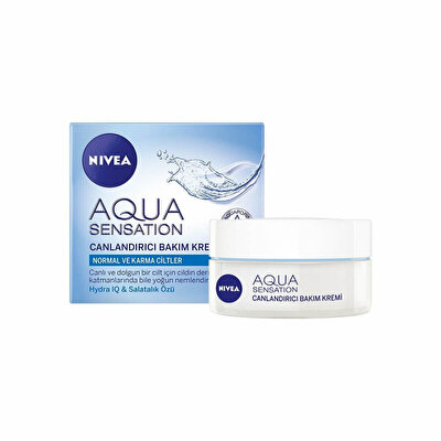 Aqua Sensation Yüz Kremi 50 ml