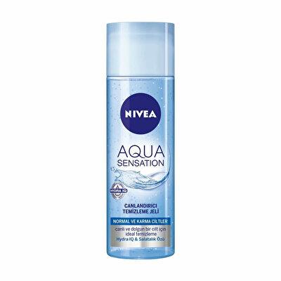 Aqua Sensation Yüz Temizleme Jeli 200 ml