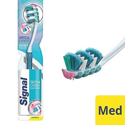 Vertical Expert Double Diş Fırçası
