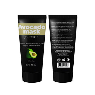 Avocado Mask 150ml