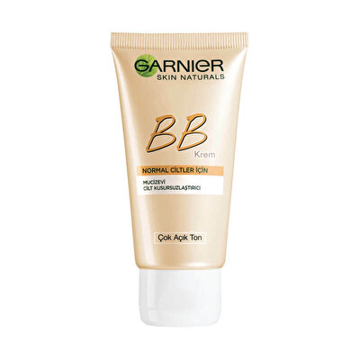 Skin Naturals BB Cream Çok Açık Ton 50ml