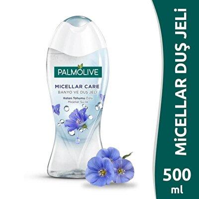 Micellar Care Keten Tohumu Özlü Duş Jeli 500 ml