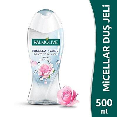 Micellar Care Gül Özlü Duş Jeli 500 ml