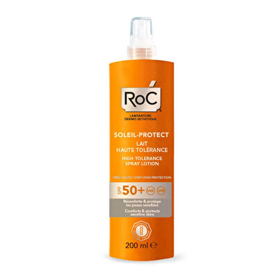 ROC SOLEIL PROT.SENSETIVE SPRAY LOTION SPF50 200ML