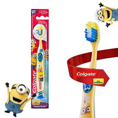 Minions Çocuk Diş Fırçası 6+