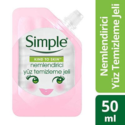 Mini Nemlendirici Yüz Temizleme Jeli 50 ml