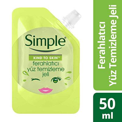 Mini Ferahlatıcı Yüz Temizleme Jeli 50 ml